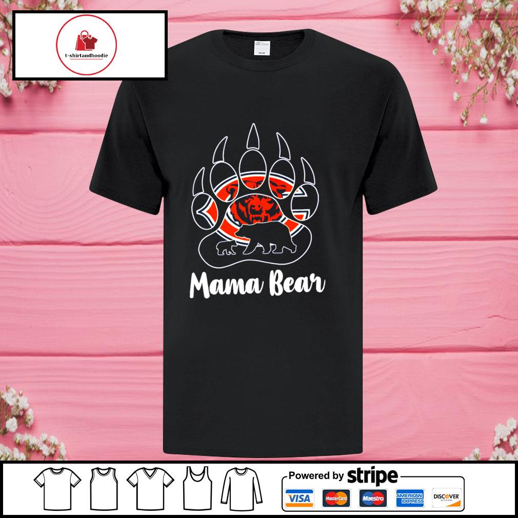 Mama bear Chicago shirt