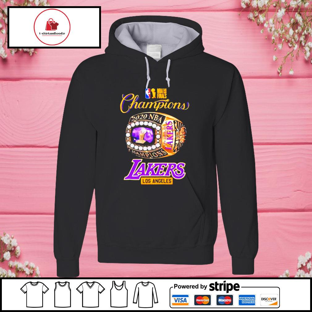 Nba finals 2020 champions los angeles lakers s hoodie