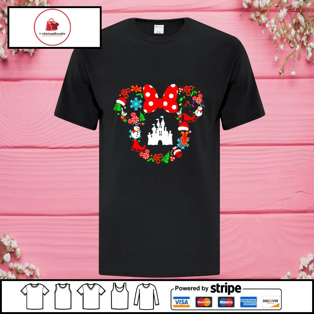 Official Disney Christmas Shirt