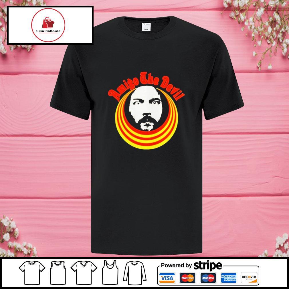 Amigo the devil merch amigo leader shirt