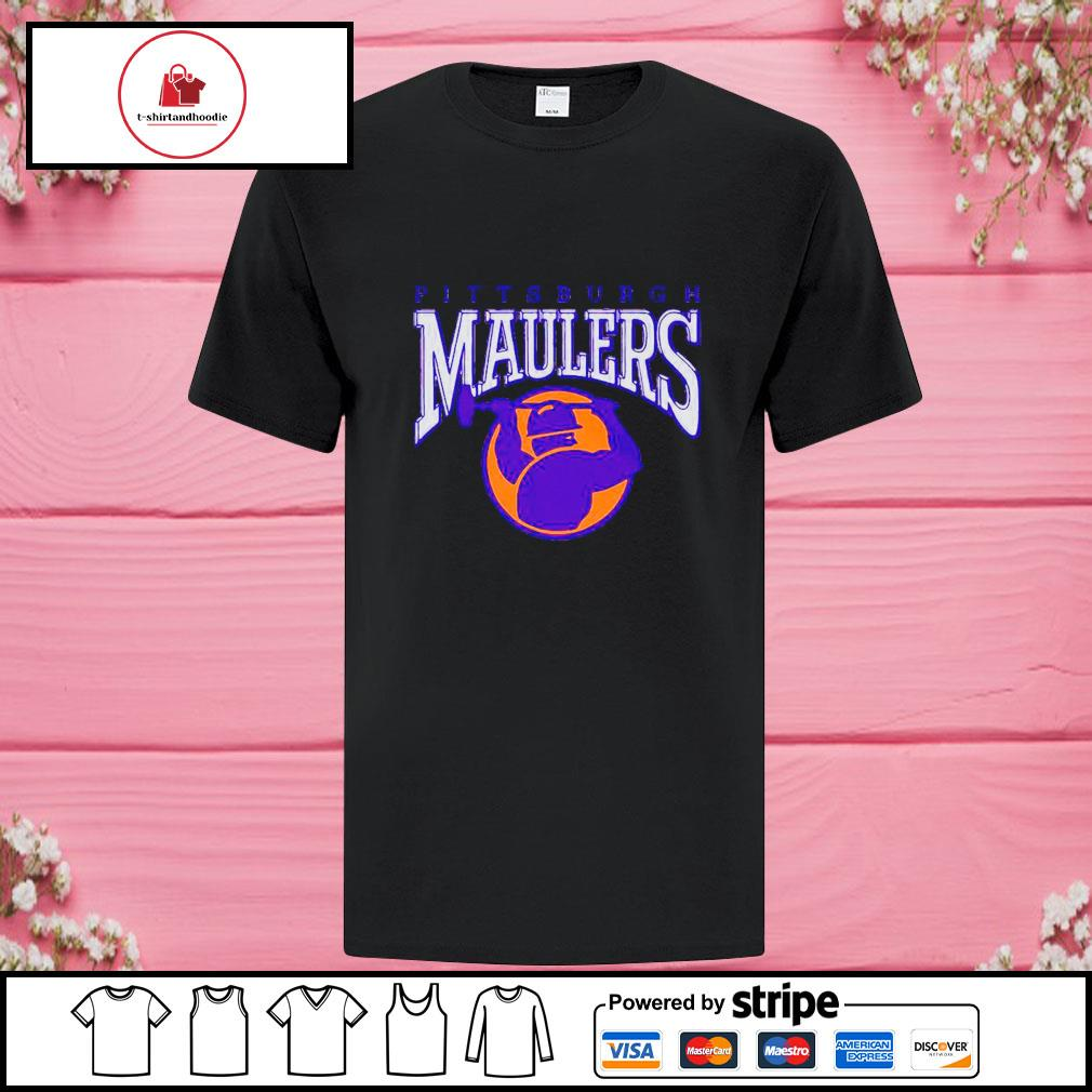 Pittsburgh maulers shirt