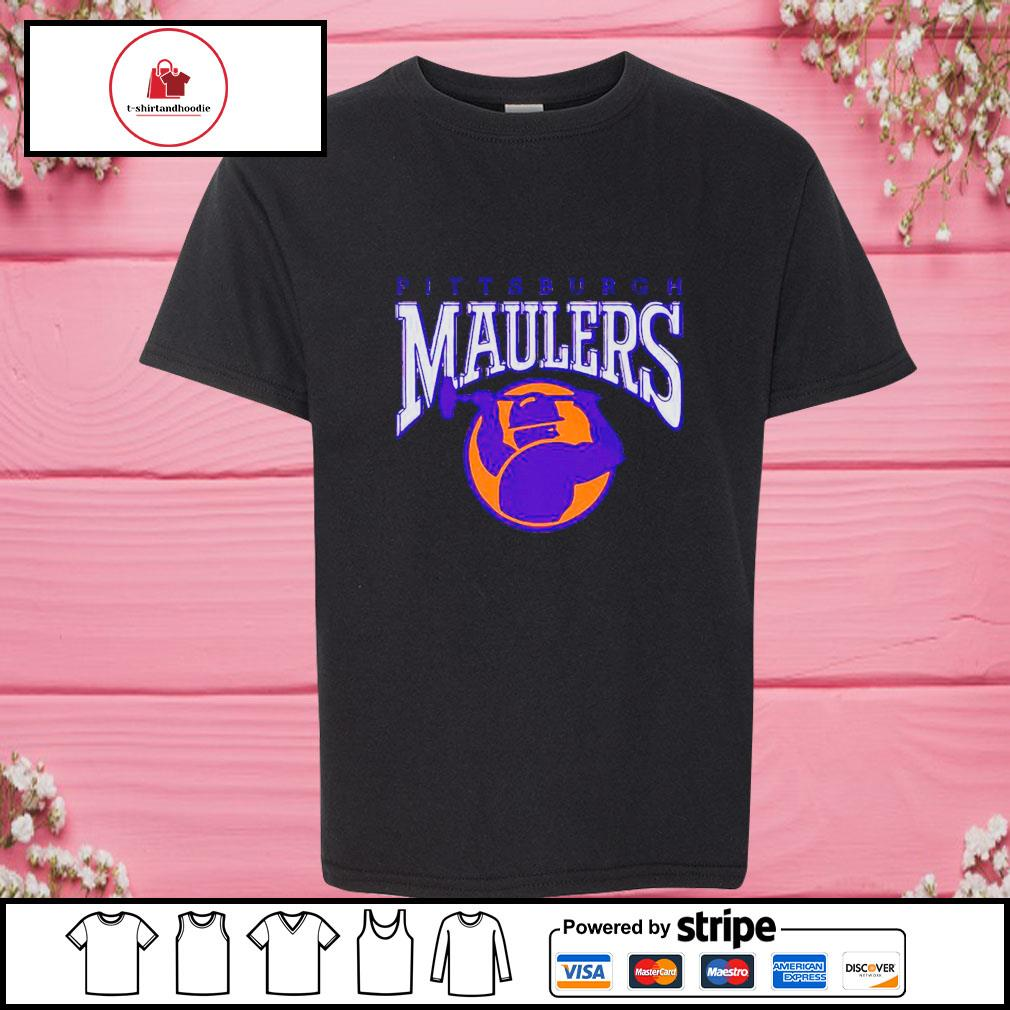 Pittsburgh maulers s youth-tee