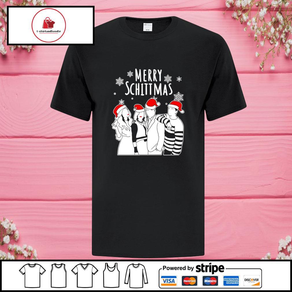 Schitts creek Merry schittmas shirt